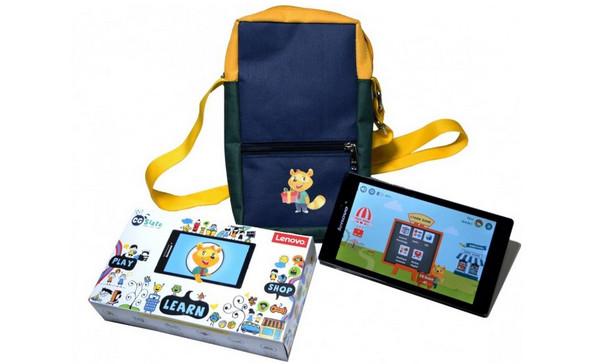 Lenovo CG Slate, Tablet Anak-anak Berisi Konten Pendiidkan Diluncurkan di India