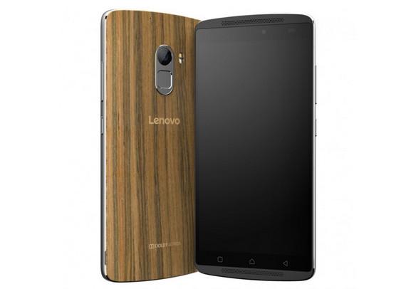 Lenovo K4 Note Wooden Edition Berpanel Belakang Kayu Diumumkan