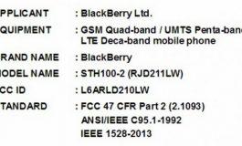 FCC Konfirmasi BlackBerry Hamburg Dibuat Oleh TCL