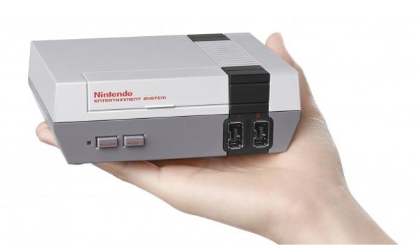 Nintendo Umumkan Mini NES Edisi Kolektor