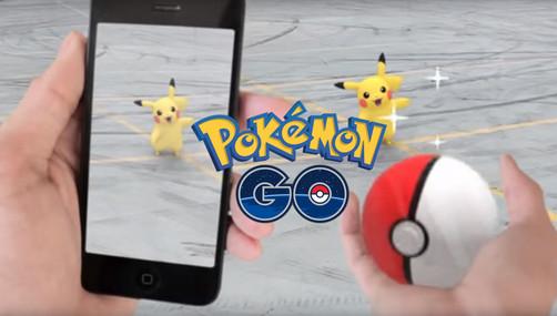 Pokemon Go - ilustrasi