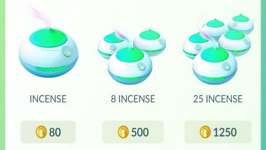 Begini Cara Menggunakan Incense di Pokemon Go