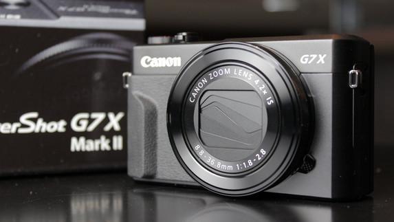 Canon Luncurkan Powershot G7X Mark II, Powershot SX620HS, SX 720HS, SX 420 IS dan SX 540 HAS