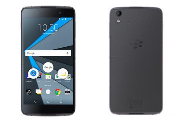 Resmi Dirilis, Ini Harga BlackBerry DTEK50