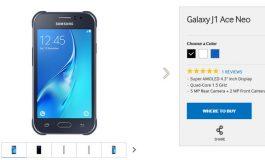 """Samsung Galaxy J1 Ace Neo """"Lahir"""" di Afrika"""