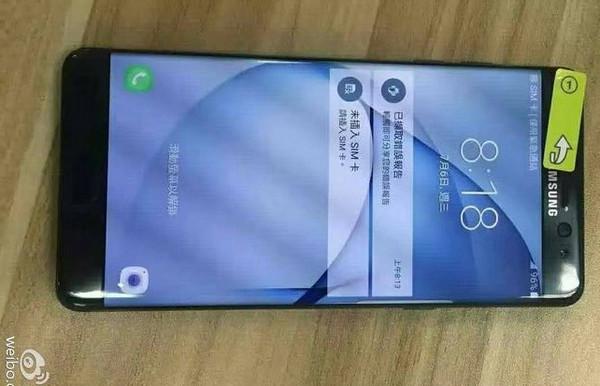 Samsung Galaxy Note7 Bakal Jadi Ponsel Tahan Air Pertama dari Seri Note