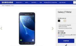 Samsung Ubah Nama Galaxy J5 & J7 (2016) di Brasil