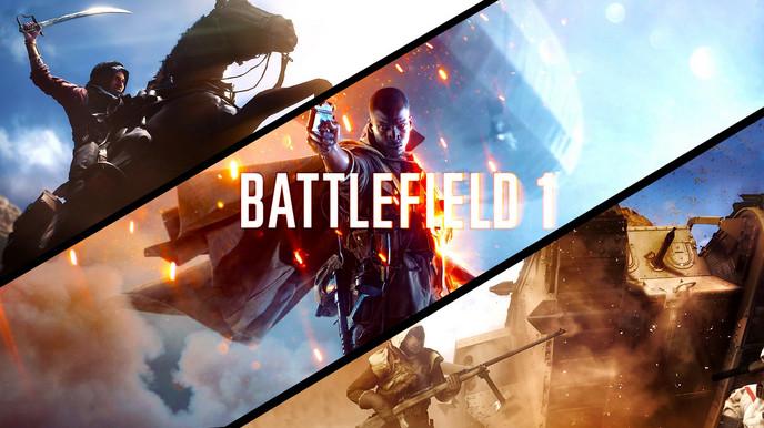 Battlefield 1 Open Beta Bisa Dijajal Tanpa PlayStation Plus