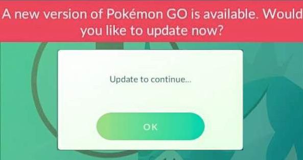 Begini Cara Update Pokemon Go di Indonesia Biar Bisa Lanjut Main