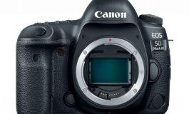 Canon EOS 5D Mark IV Resmi Diumumkan