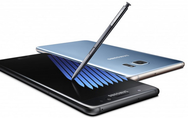 Galaxy Launch Pack: Samsung Galaxy Note 7 Diluncurkan