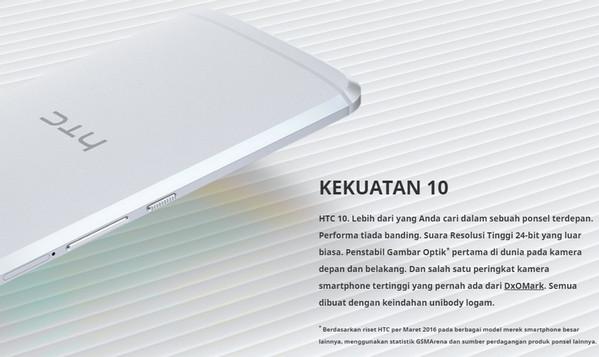 HTC 10 & 10 Lifestyle, Mana yang Bakal Masuk Indonesia
