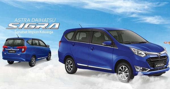Ini Brosur Daihatsu Sigra dan Spesifikasinya