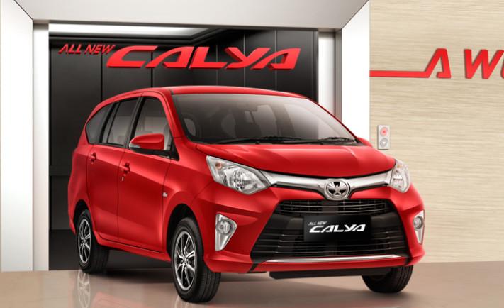 Ini Harga Resmi Toyota Calya & Daihatsu Sigra di Indonesia