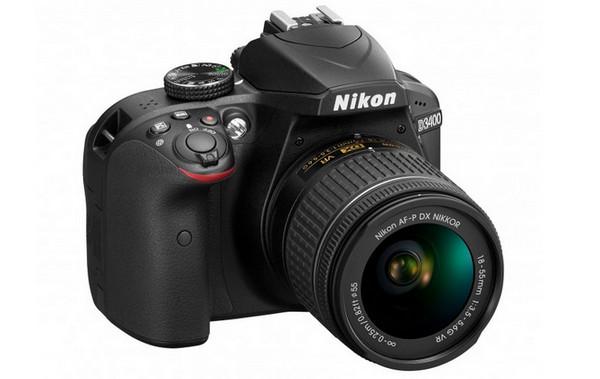 Kamera Entry-Level Nikon D3400 Diumumkan, Gantikan D3300