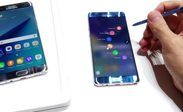 Melihat Lebih Dekat Samsung Galaxy Note 7