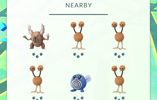 Menangkap Pokemon Lebih Mudah dengan Nearby Baru di Update Mendatang