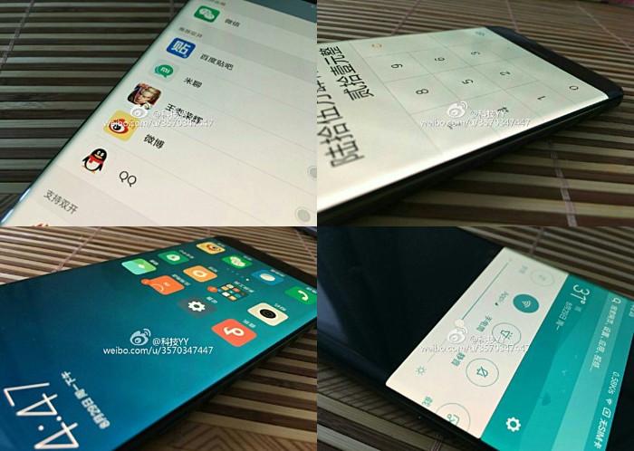 Muncul Lagi, Gambar Bocoran Xiaomi Mi Note 2 Secara Online