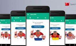 Diluncurkan, Opera VPN Untuk Membuka Situs yang Diblokir
