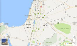 Palestina Hilang dari Peta Google Maps, Dunia Protes Lewat Petisi