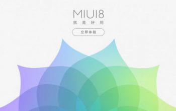 Peluncuran MIUI 8 (8.0.1.0) Global Stable, Ini Fitur Baru dan Keunggulannya