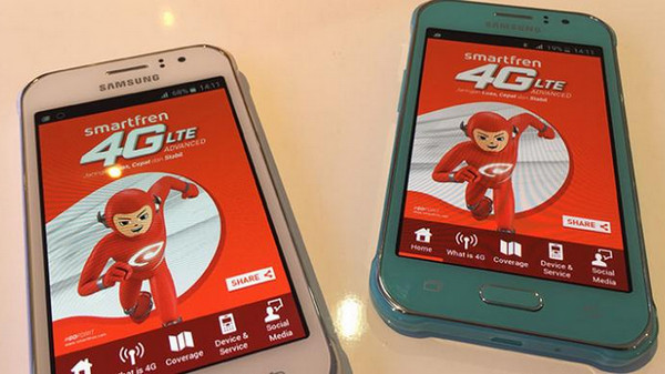 Samsung Galaxy J1 ACE VE, Bundling Smartphone Terbaru Smartfren