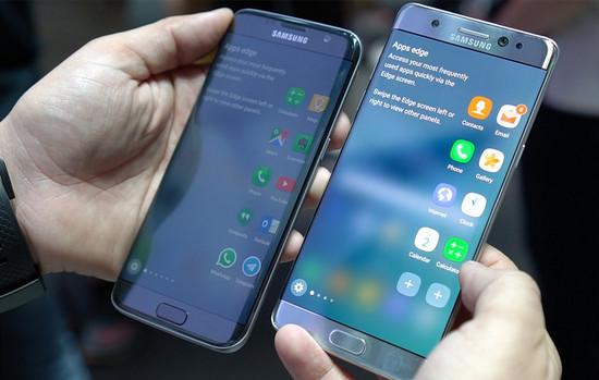 Samsung Galaxy Note 7 Mulai Diluncurkan di Beberapa Negara