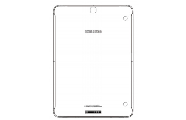 Samsung Galaxy Tab S3 9.7 'Menembus' FCC?