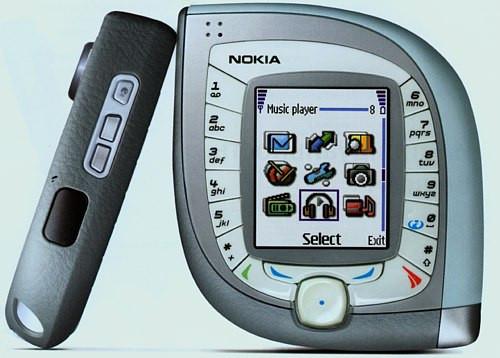 Smartphone Android Nokia Gunakan Kamera Berbahan Grafena