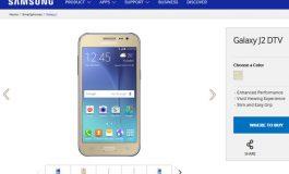 Varian Baru Samsung Galaxy J2 Diperkenalkan