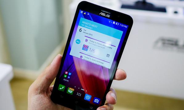 ASUS Zenfone 2 Diperbarui ke Android 6.0 Marshmallow
