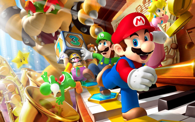 Alasan Game Mario Bros Prioritaskan iOS