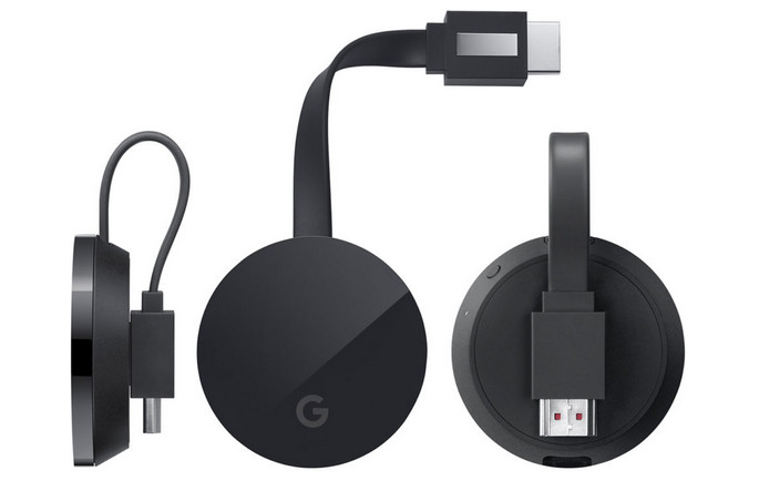 Chromecast Ultra 4K Bakal Dibanderol Rp 800 Ribuan