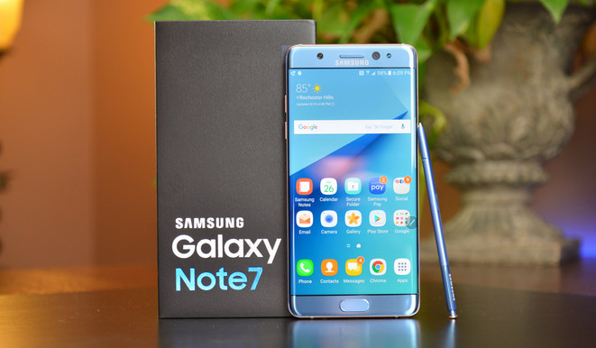 Dianggap Bahaya, Samsung Galaxy Note 7 Dilarang di Charger di Garuda Indonesia dan AirAsia