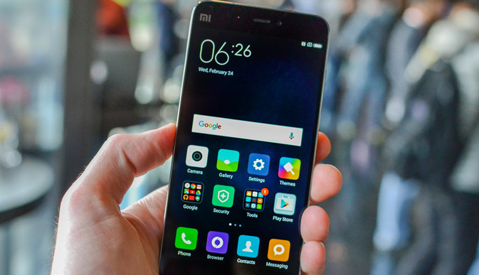 Loh, Co-founder Lin Bin Posting di Weibo Pakai Xiaomi Mi 5s Plus