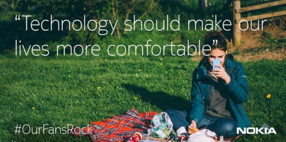 Nokia Goda Penggemar Lama dengan Gambar, Isyaratkan Ponsel Mereka?