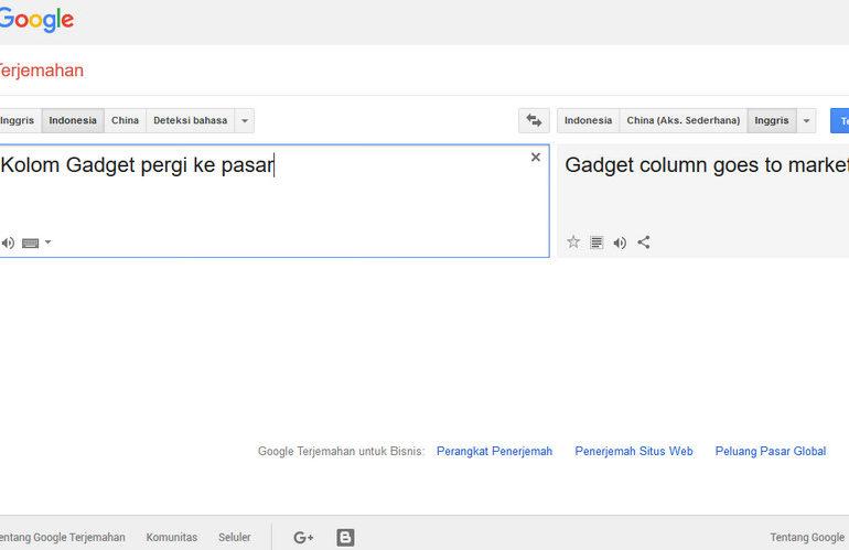 Pakai GMNT, Google Translate Makin Akurat