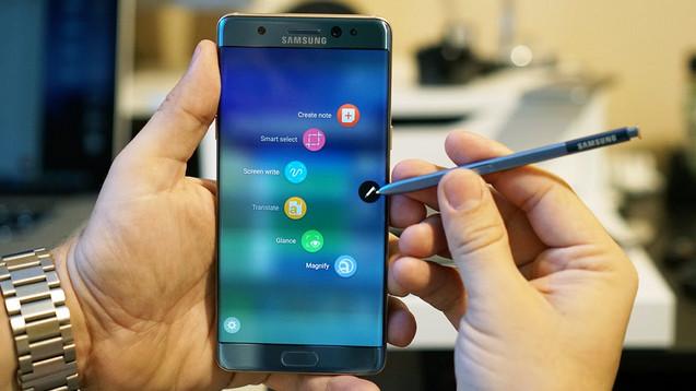 Samsung Galaxy Note 7 di China Bebas Recall (Ditarik) dan Tak Meledak