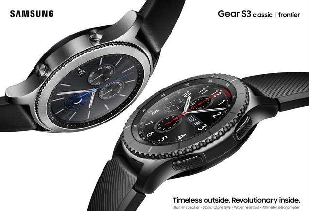 Samsung Gear S3 Resmi Diluncurkan, Harga