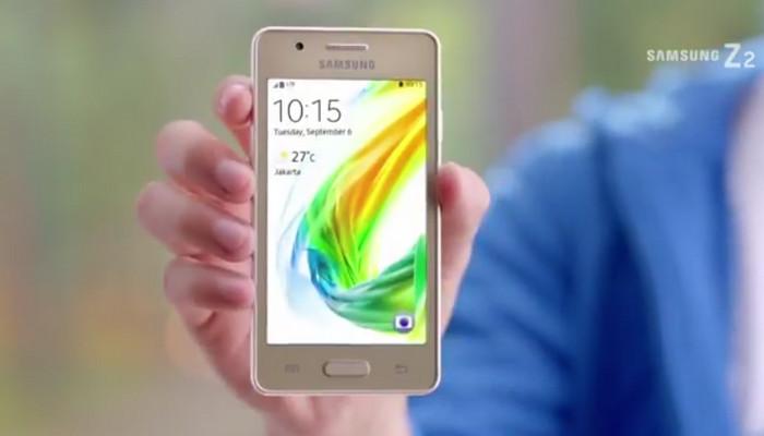 Samsung Z2 Akhirnya Rilis di Indonesia