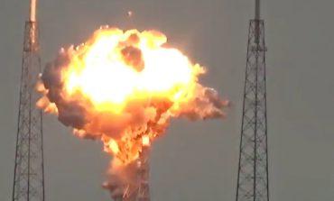 Satelit Facebook Meledak, Ini Video Detik-detik Terjadinya Ledakan
