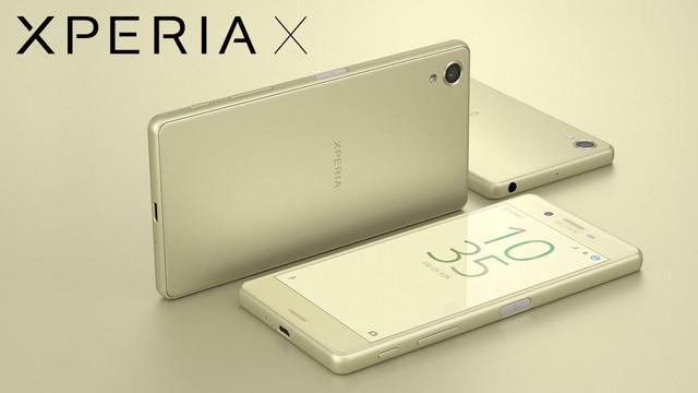Sony Xperia X Dapatkan Update Firmware Minor
