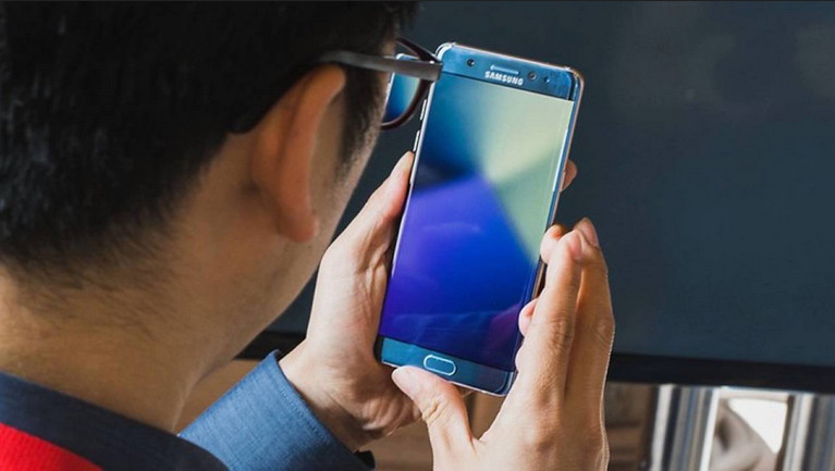 Sudah Diganti, Samsung Galaxy Note 7 Tetap Panas?