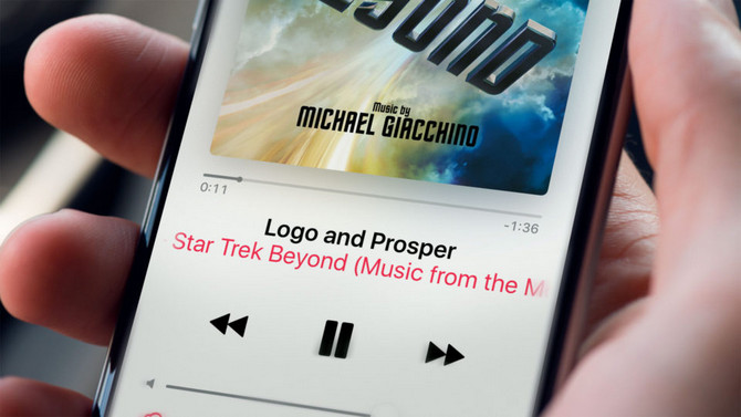 Tak Terlihat, Bagaimana Sih Cara Shuffle di Pemutar Musik iOS 10?