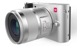 Kamera Mirrorles Xiaomi Yi M1 (Xiaoyi M1) Diumumkan