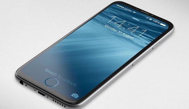 iPhone 7s / iPhone 8 Bakal Kenakan Layar Full-face