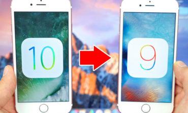 Apple Tutup 'Pintu' <em>Downgrade</em> dari iOS 10 ke iOS 9