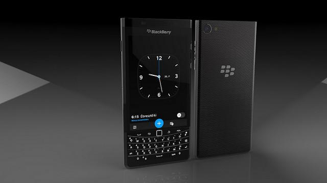 Blackberry Mercury, Smartphone Android dengan Keyboard QWERTY Fisik Muncul di Geekbench