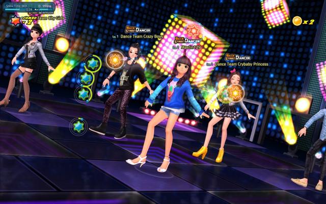 Cara Daftar Baru AyoDance dengan ID Megaxus, Game Nge-dance