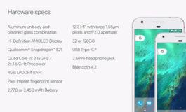 Di DxOMark Kamera Google Pixel & Pixel XL Cetak Skor 89, Seberapa Hebat?